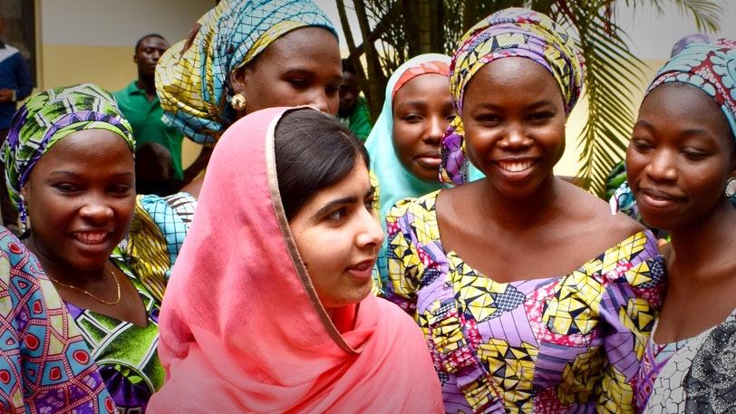 Malala Fund logo image